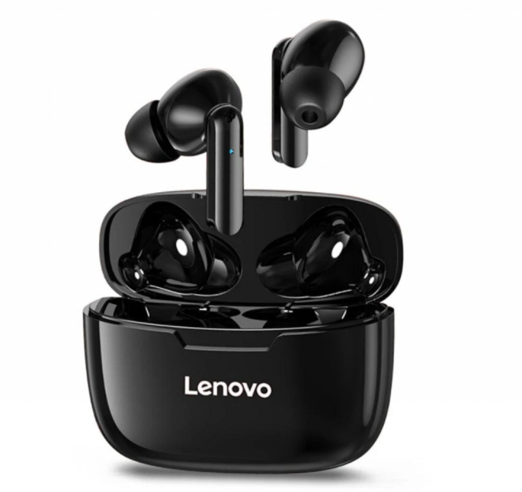 אוזניות אלחוטיות כולל קייס טעינה Lenovo XT90